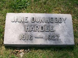 Jane Dunwoody Hardee