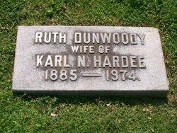 Ruth <i>Dunwoody</i> Hardee
