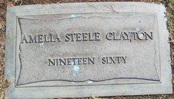 Amelia <i>Steele</i> Clayton