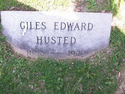 Giles Edward Husted