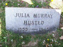 Julia <i>Murray</i> Husted