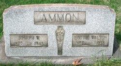Lottie <i>Walton</i> Ammon