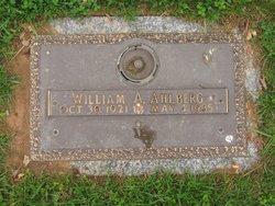 William A. Ahlberg