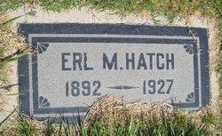 Erl M Hatch