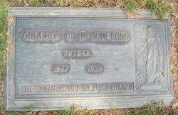 Charles W McCandless