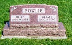 Helen Olive <i>Landes</i> Fowlie