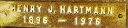 Henry J. Hartmann