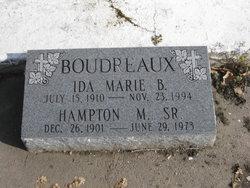 Ida Marie B. Boudreaux