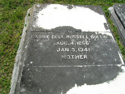 Carrie Bell <i>Russell</i> Bolling