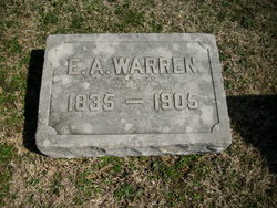 Ezekiel Arthur Warren