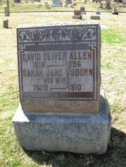 David Oliver Allen