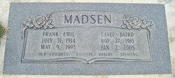 LaVee <i>Baird</i> Madsen