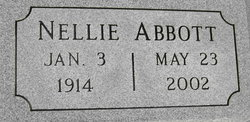 Nellie <i>West</i> Abbott