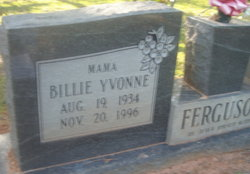 Billie Yvonne Ferguson
