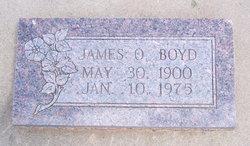 James O. Boyd