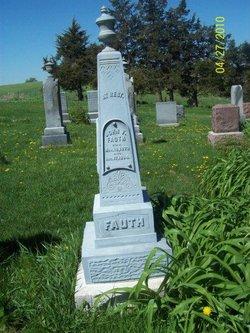 John F Fauth