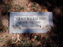 Grace <i>Walker</i> Todd