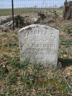 Barbara E Benner