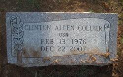 Clinton Allen Collier