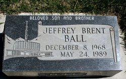 Jeffrey Brent Ball