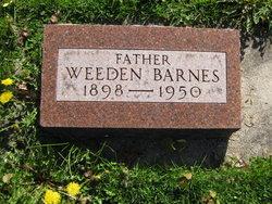 Weeden Barnes