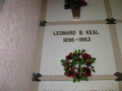 Leonard Brown Keal