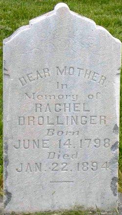 Rachel <i>Cook</i> Drollinger