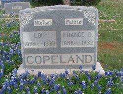 Lou <i>Whiteley</i> Copeland