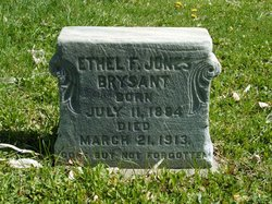 Ethel F <i>Jones</i> Brysant