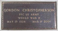 Gordon Christopherson