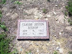 Claude Jeston Bishop