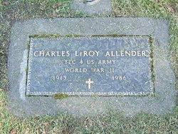 Charles LeRoy Allender