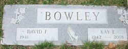 Kay E. <i>McAninch</i> Bowley