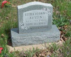 Letha Marie <i>Conn</i> Austin