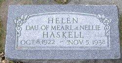 Helen Mearl Haskell