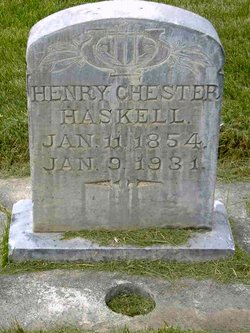 Henry Chester Haskell