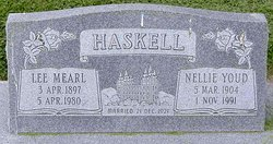 Lee Mearl Haskell