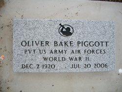 Oliver Bake Piggott