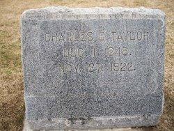 Charles Edwards Taylor