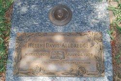 Helen <i>Davis</i> Alldredge
