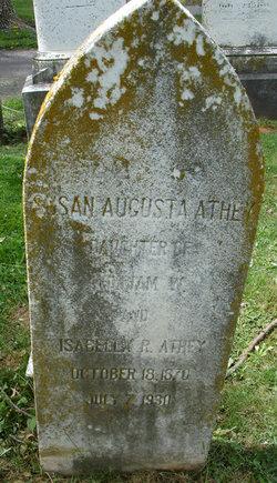 Susan Augusta Athey