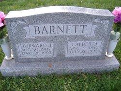 Irene Alberta <i>Cooper</i> Barnett