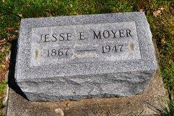 Jesse E Moyer
