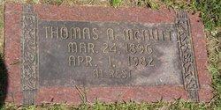 Thomas Albert McNutt