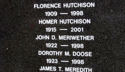 M. Dorothy Doose