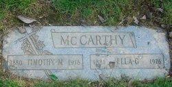 Ella Grace McCarthy