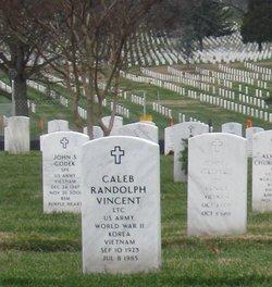 Caleb Randolph Vincent