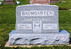 Fredrich Werner Edwin Baumgarten