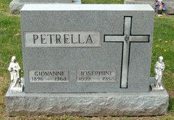 Josephine <i>Farfalla</i> Petrella