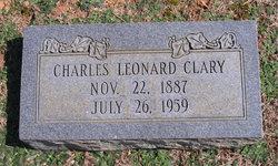 Charles Leonard Clary